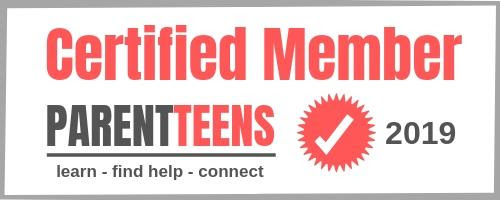Parent Teens Certified Member